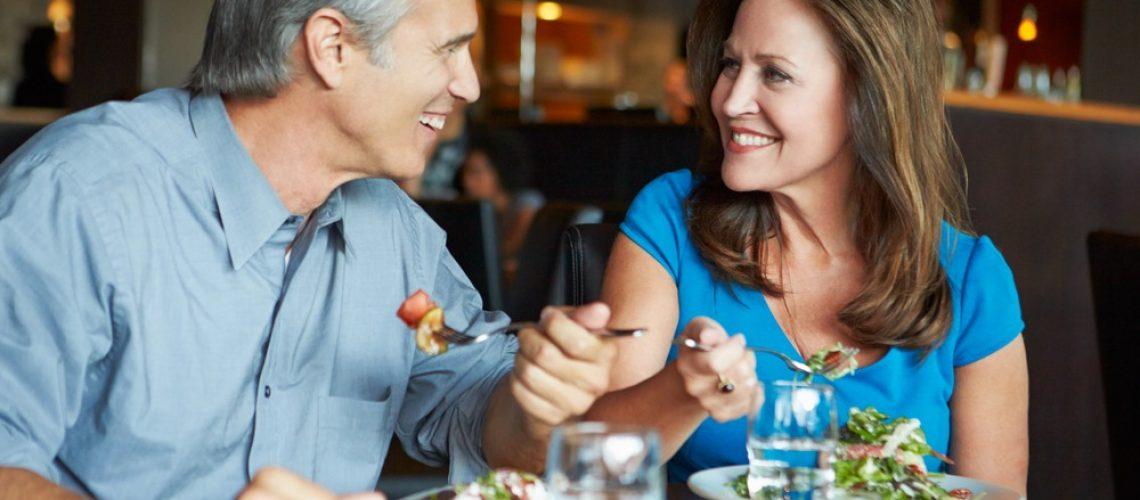 mature dating worries